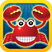 找到螃蟹 - 趣味狩猎海洋 FREE 1
