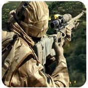 精锐军队狙击手射击游戏3D - 间谍拍摄任务:完全免费游戏 1.