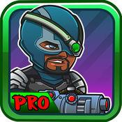 Villain Defense. 卫冕塔 超级英雄恶棍射击坏人 超级杀手游戏 Pro
