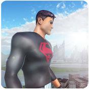 超级英雄 犯罪 战斗机 拯救 -  超 功率 英雄 1