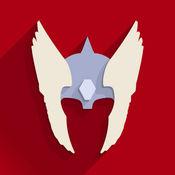 超级英雄Thor的高清壁纸 1