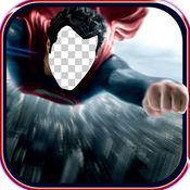 超级英雄变脸2 - 面部互换应用趣味照片编辑与超级英雄套房