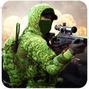 精英狙击手射击游戏3D - 军突击队拍摄任务:全免费游戏 1.1