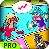 创作超级人卡通 Pro 1