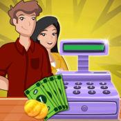 超市收银 - 杂货店管理和出纳游戏为孩子们 1.0.2