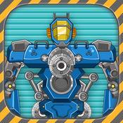 组装万能机器人2 - 超级钢铁侠单机拼图游戏 1.2
