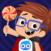 Ecoamigos :万圣节 - 为孩子们的教育游戏 1.0.5