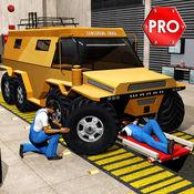 怪物卡车机械师模拟器