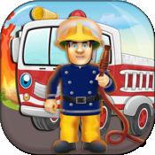 消防员 - 消防和救援益智游戏 1