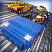 魔方世界 赛车 游戏 :D 免费 像素 车游戏 赛 比赛 我的世