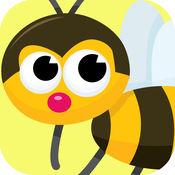 甜蜜蜂蜂蜜树短跑拉斯维加斯老虎机 1