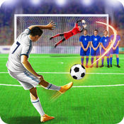 得分一个目标 - 足球 1