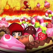 Sweet Cake Run - 天堂的游乐场遊戲 1.0.4