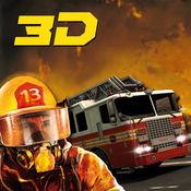 消防队员救援3D:城市英雄 1