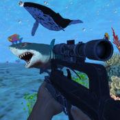 鱼狩猎-水下海上钓鱼冒险 1