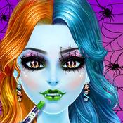 怪兽少女 - 化妆换装美容店 1