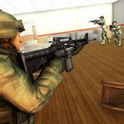 精英打击恐怖袭击 - 内战游戏 1