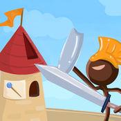 城堡冲突:火柴人...