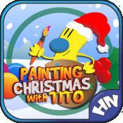 绘画圣诞铁托 1.0.1