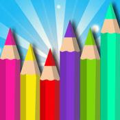画画游戏—儿童单机涂鸦画画板 1.01