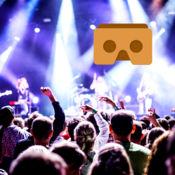 VR现场音乐听歌...