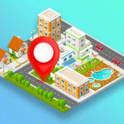 街景地图 -- 观看各国街道风景的立体地图 1.1