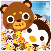 Cute Tap Animal - 动物庄园 數學 对于 小朋友 1.1.0
