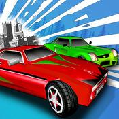 赛车赛车 - 3d有趣的赛车孩子们的游戏 1