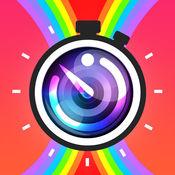 Selfie Stream - 免费的相机连续拍摄照片捕捉一个自定义自