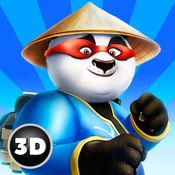 熊猫绳索飞辛:犯罪镇 1