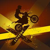 X摩托车越野赛...
