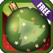 圣诞树和卡片设...
