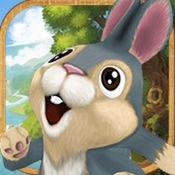 可爱兔子跑酷:我...