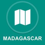 马达加斯加 : 离线GPS导航 1