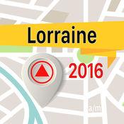 Lorraine 离线地图导航和指南 1