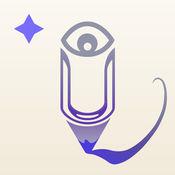 魔镜玩图+涂鸦·画画·手绘·素描大师级画中画VR概念画板