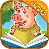 三只小猪经典童话故事+画画拼图游戏 - 高级版 1.3
