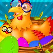 鸡繁殖厂乐趣