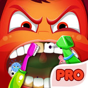 清洁口腔的医生和牙医医院免费游戏的牙齿 (Inside Dentist Doctor Pro)