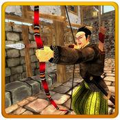 市武士刺客3D - 真正的勇士作战任务模拟游戏 1