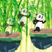 熊猫快跑:一款经典的跑酷单机小游戏 1