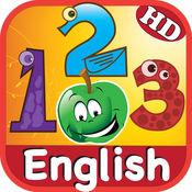 孩子们 数数 开玩笑 & 数学 智商 号码 幼儿 教育 1