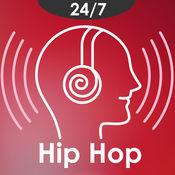 24/7 Hip Hop 嘻哈,说唱及RNB音乐点击:从最好的互联网广播电