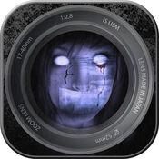 鬼 在 照片 效果 - 恐怖 相机 贴纸 和 最 可怕的 图片 蒙