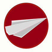 纸飞机 - 再次下滑 1