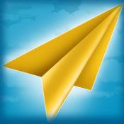 纸飞机赛车:青少年的学校走廊疯狂的种族 - 免费版 1