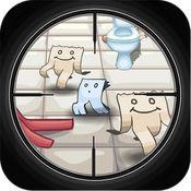 纸片大战:浴室射击游戏 1.0.0