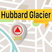 Hubbard Glacier 离线地图导航和指南 1