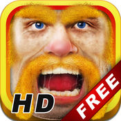 Clans ME! HD FREE - Clash Of Clans的史诗奇幻脸效果野蠻