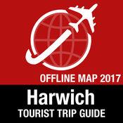 Harwich 旅游指南+离线地图 1